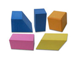 Toy Buliding Blocks - Square Column Block